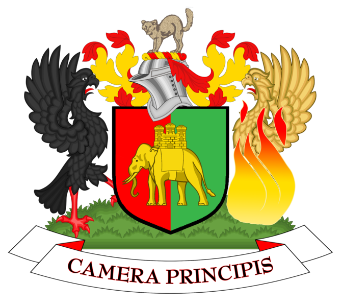 Fail:Coat of arms of Coventry City Council.png