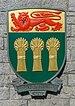Coats of arms of Saskatchewan, Confederation Garden Court, Victoria, British Columbia, Canada 16.jpg