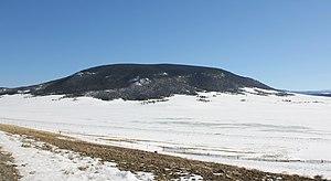 San Juan volcanic field - Cochetopa Dome (Cochetopa Caldera).