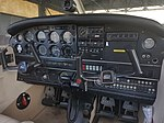Cockpit Piper PA28-161 Warrior II.jpg