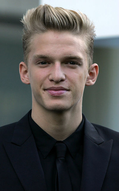 Picture of a band or musician: Cody Simpson