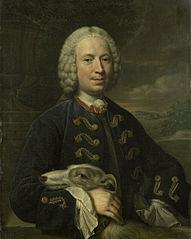 Portrait of Coenraad van Heemskerck, Count of the Holy Roman Empire, Lord of Achttienhoven and Den Bosch
