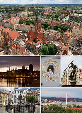 Image illustrative de l'article Gdańsk
