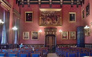 Collegium Novum - Collegium Novum assembly hall