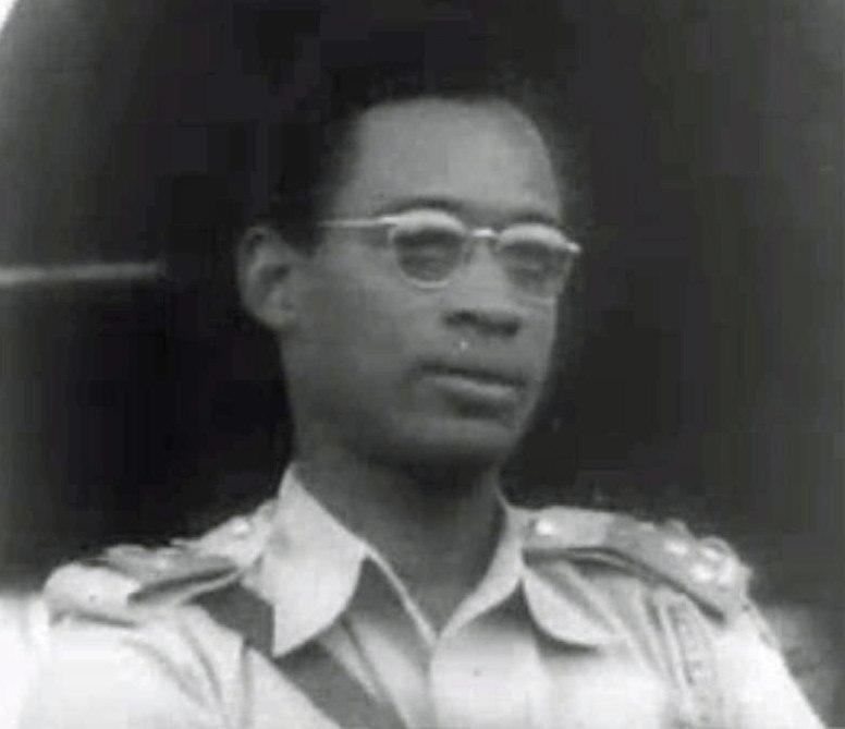 Colonel Mobutu