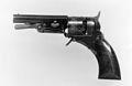 Colt Paterson Pocket Percussion Revolver, Fourth Ehlers Model, serial no. 152, with Case and Accessories MET 56.167.1 162739 jan2015.jpg