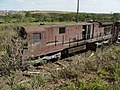 Comboios em cruzamento no pátio da Estação Ferroviária de Salto - Variante Boa Vista-Guaianã km 210 - panoramio (4).jpg