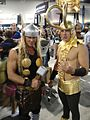 Comic-Con 2010 - Thor and Loki costumes (4875050612).jpg