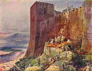 Conquest of Santarém - Image: Conquista de Santarém