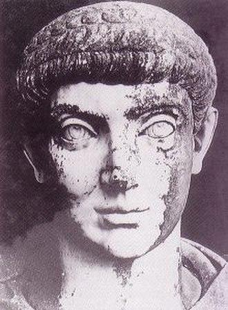 Constantius II - Bust of Constantius II, Capitoline Museums