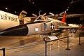 Convair F-102A Delta Dagger 56-1416 LFrontSide Cold War NMUSAF 26Sep09 (14600182515).jpg