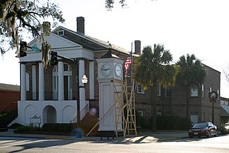 Conway, South Carolina - City Hall