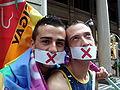 Coppia al Gay Pride di Milano 2008 3 - Foto Giovanni Dall'Orto, 7-June-2008.jpg