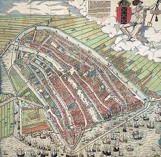 History of Amsterdam aspect of history