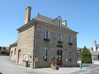 Cornillé Commune in Brittany, France