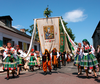 Corpus Christi procession in Łowicz