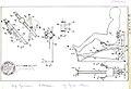 Corradino D'Ascanio, brevetto di un pedalatore per ginnastica e massaggio, 1973 - san dl SAN TXT-00003183 (page 3 crop).jpg