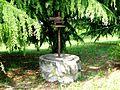 Cortemilia. Base di torchio vinario in pietra di langa.jpg
