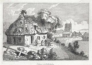 Cottage at St. Nicholas