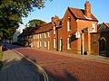 Cottages, Westgate - geograph.org.uk - 523516.jpg