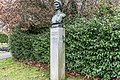 Countess Markievicz bust at St. Stephen's Green, Dublin-113712 (26210274121).jpg