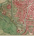 Coupure, Ghent, Belgium ; Ferraris Map.jpg