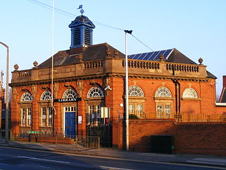 Cradley Heath - Cradley Heath Library, Upper High Street