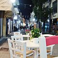 Creperie in Onasagorou street in Nicosia Republic of Cyprus.jpg