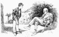 Cricket terminology - Punch cartoon - Project Gutenberg eText 17596.png
