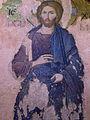 Crist Figure Deesis Mosaic Chora Church.JPG