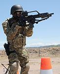 Critical tasks events takes speed, precision during Fuerzas Comando 2014 140725-A-AD886-032.jpg