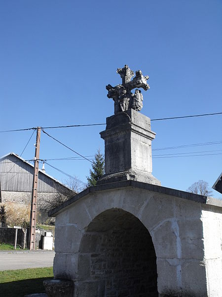 Croix de Germefontaine, Doubs, France