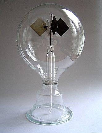 Sir George Stokes, 1st Baronet - Crookes Radiometer