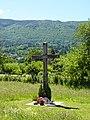 Cross @ La Chapelle du Puits @ Saint-Jorioz (50489310997).jpg