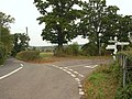 Crossroads at Sidbrook - geograph.org.uk - 1534685.jpg