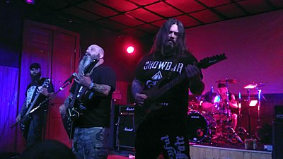 Picture of a band or musician: Crowbar