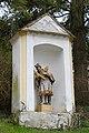 Csatár, Nepomuki Szent János-szobor 2021 01.jpg
