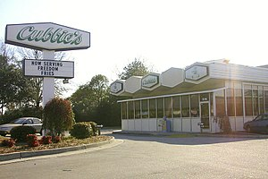 Freedom fries - Cubbie's, which was in Jones' district, is where the renaming originated.