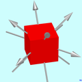 Cube with 2-fold rotational axes RK01.png