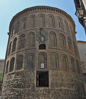 Iglesia de San Vicente, Toledo - Apse of the church