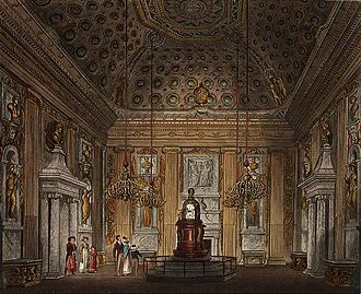 Kensington Palace - The Cupola Room