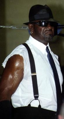 Curtis Hughes - Curtis Hughes in May 2009.