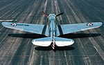 Curtiss P-36A Hawk BackSide Airpower NMUSAF.jpg