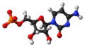 Cytidine monophosphate anion 3D ball.png