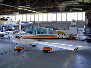 D-EFIO, Grumman AA-5B Tiger.JPG