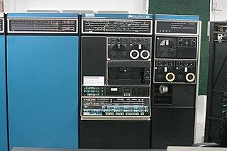 PDP-10 36 bit mainframe computer family built 1966–1983