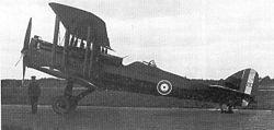 Airco DH.14 Okapi