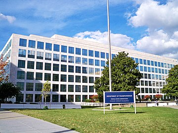 FAA Headquarters, Washington, D.C. DOT-FAA Headquarters by Matthew Bisanz.JPG