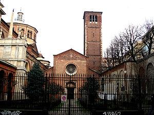 Santa Maria presso San Celso - San Celso.