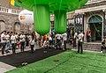 DUBLIN 2015 GAY PRIDE FESTIVAL (BEFORE THE ACTUAL PARADE) REF-106261 (19236792942).jpg